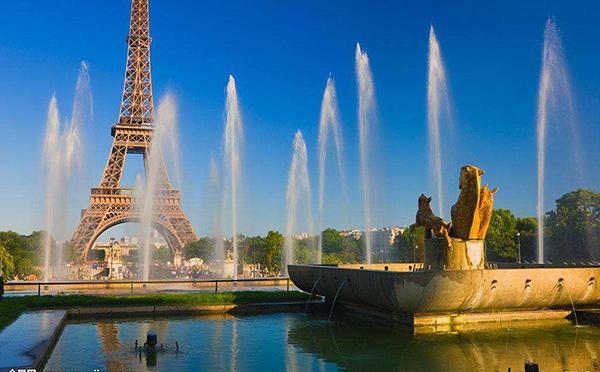 法国美景图