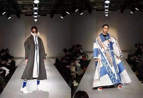 服装设计作品3
