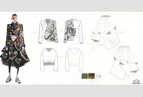 美国服装设计留学案例