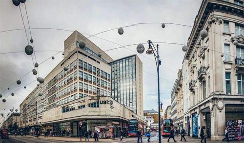 伦敦艺术大学校景1