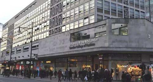 伦敦艺术大学校景7