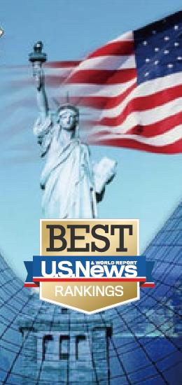 艺术留学生必知---USNews美国大学排名