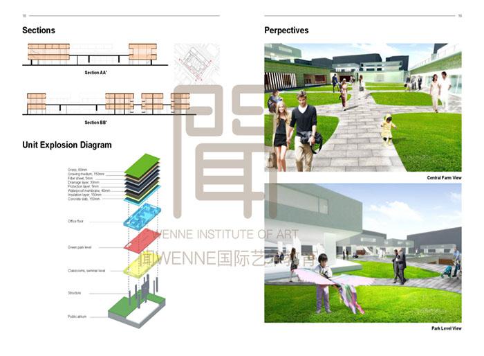 17留学建筑设计作品17