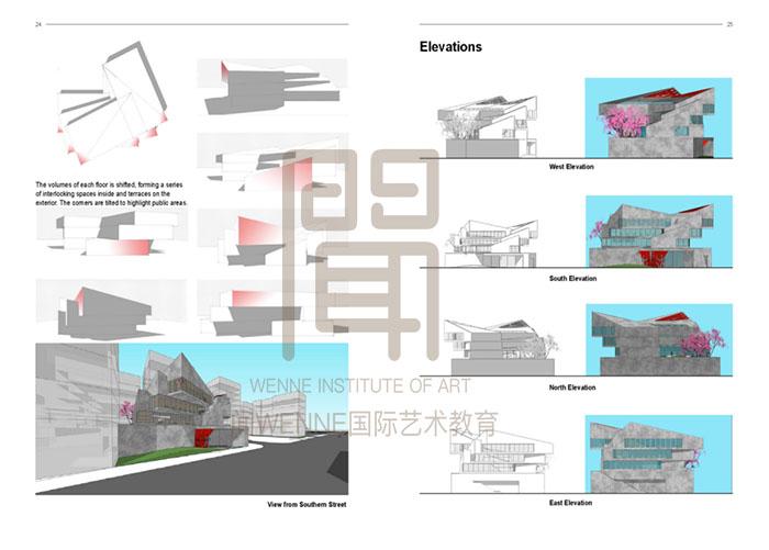 20留学建筑设计作品20