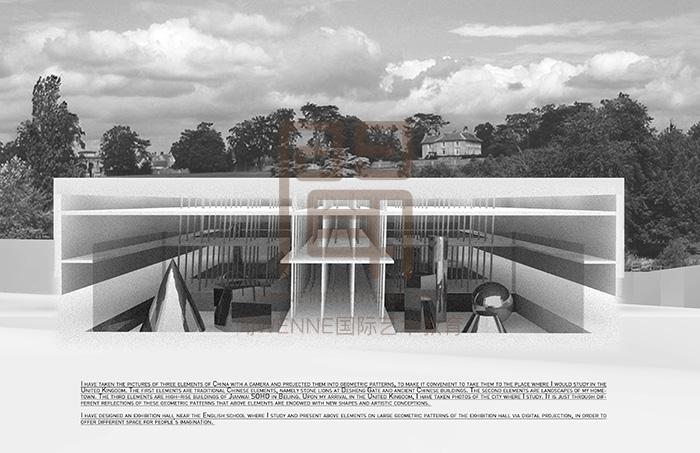 23留学建筑设计作品23