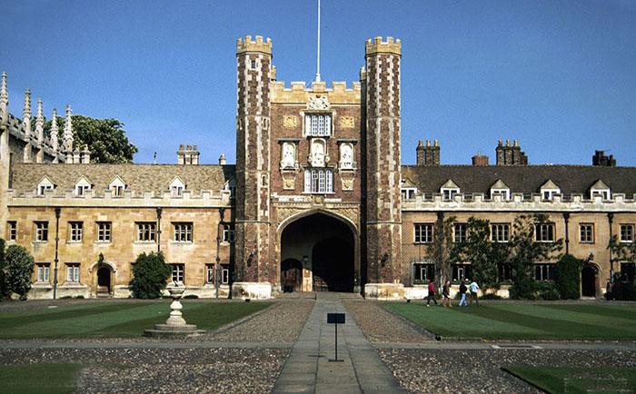 剑桥大学校景3