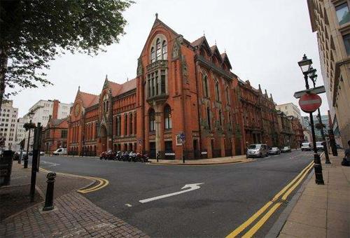 英国伦敦艺术大学校景3