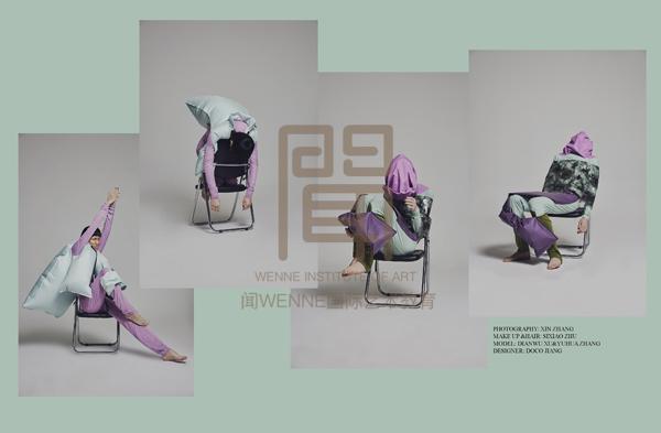 服装设计作品4